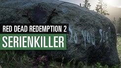 RDR2 Serienkiller   So findet ihr den  wahnsinnigen Serienmörder!   Red Dead Redemption 2