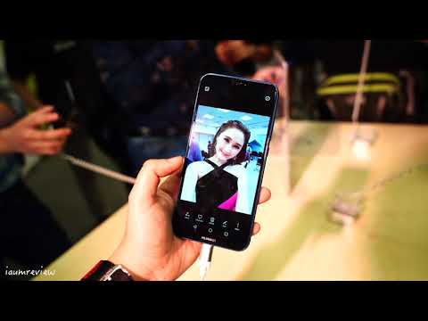 มาแล้ว! พรีวิว Huawei Nova 3e 10,990 กล้องหน้า 24 MP จริงดิ๊ ??? - วันที่ 11 May 2018