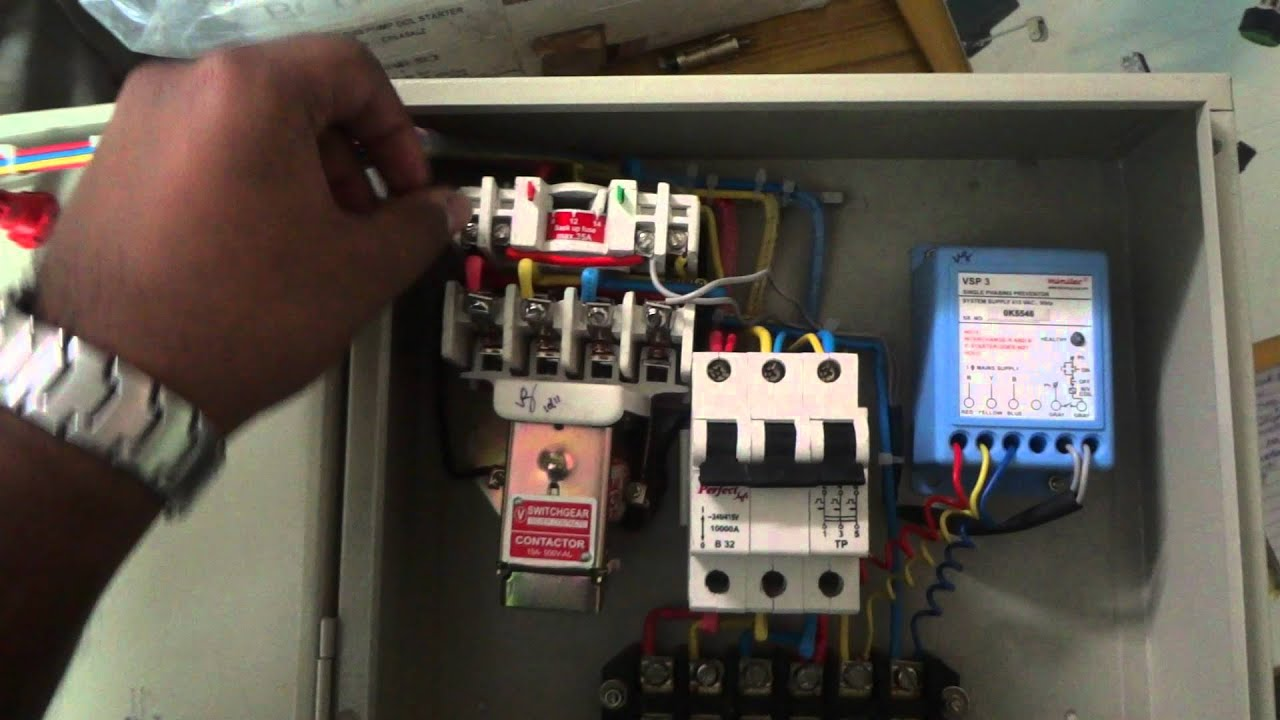 Reversing Contactors Dissected And Explained Youtube