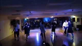 Swing Québec - Mambo Royal 2013 - Démo des étudiants de Lindy Hop 2