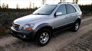 Kia Sorento 2.5crdi EX 2007 (In Depth Tour, Engine, Start Up, Test Drive)