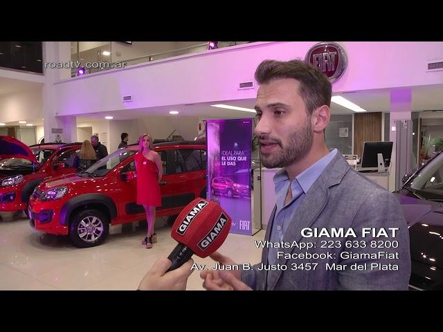 Evento Fiat Uno Way Giama