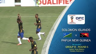 Solomon Islands v Papua New Guinea - 2018 FIFA World Cup Qualifier Highlights
