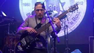 Jostle - Jonas Hellborg, Steve Bailey, Lee Sklar live @ Musikmesse 2012
