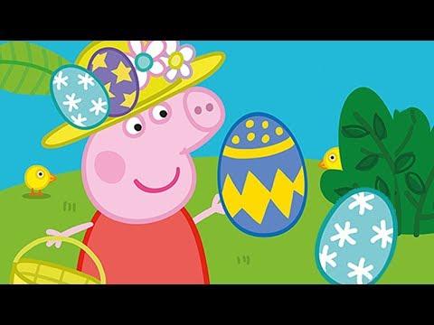 Peppa Wutz 🥕🐰 Frohe Ostern! 🐣🥚 Peppa Pig Deutsch Neue Folgen | Cartoons für Kinder