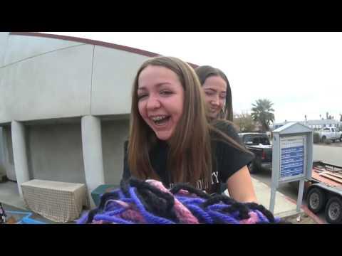 Bakersfield Toys4Tots RiderCam footage