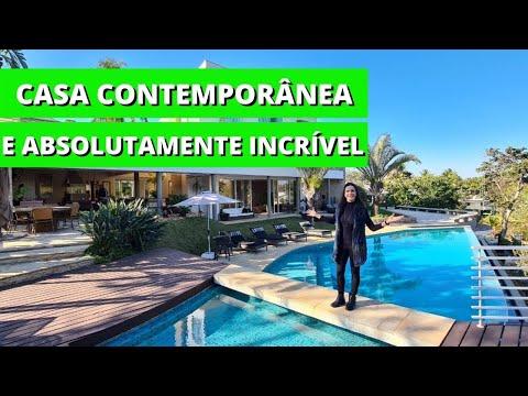 CASA CONTEMPORÂNEA E