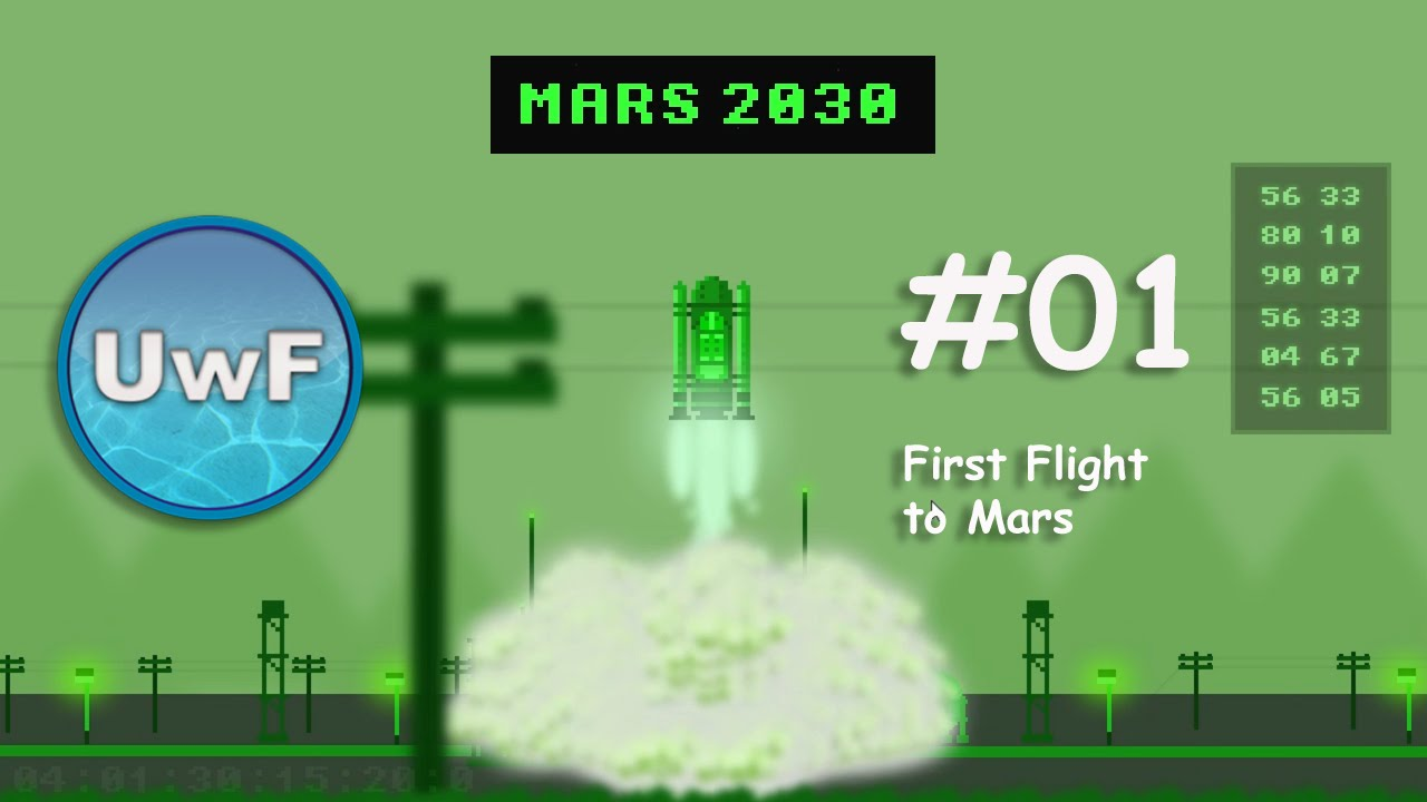 first flight to mars - photo #1