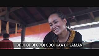 OI GAMAN I MARSHA MILAN & VELVET ADUK ( OFFICIAL KARAOKE VIDEO)
