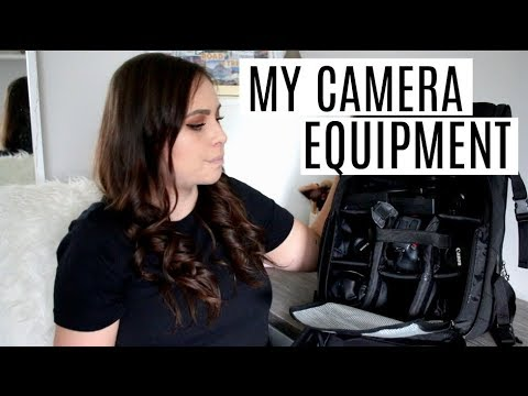 WHAT'S IN MY CAMERA BAG: AFFORDABLE AMAZON CAMERA EQUIPMENT