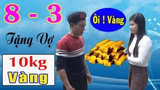 Tặng Vợ 10kg Vàng Ngày 8|3 - Phim Hài A Hy Cười Vỡ Bụng 2019 - A HY...