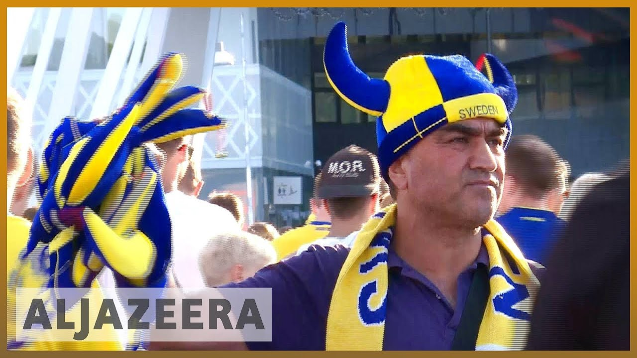 World Cup 2018: There Is No 'i' In Sweden's Team