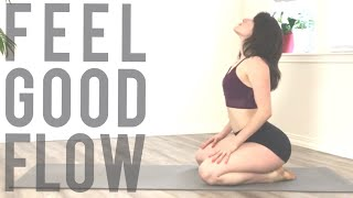 It's a Quickie! Feel Good Yoga Flow [11 min]