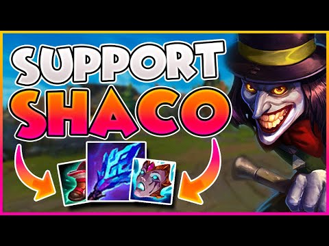 S11 Shaco Support DOMINATES in Less Than 20 Mins!