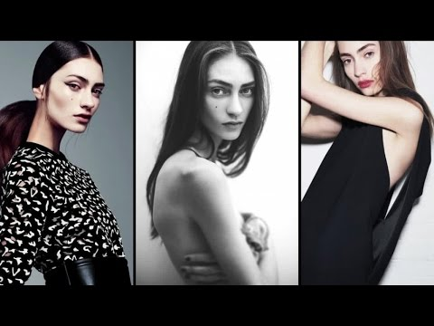 MARINE DELEEUW Model by Fashion Channel