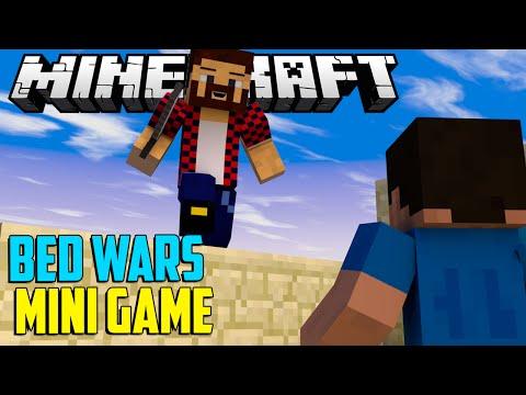 ЗАХВАТЫВАЕМ БАЗУ ВРАГА - Minecraft Bed Wars (Mini-Game)