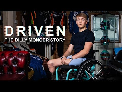 Download Driven: The Billy Monger Story