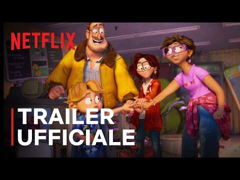 I Mitchell contro le macchine | Trailer ufficiale | Netflix
