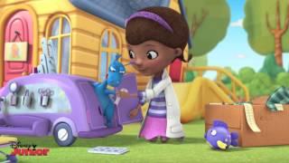 """Doc McStuffins Goes McMobile!"" Song   Doc McStuffins   Disney Junior UK"