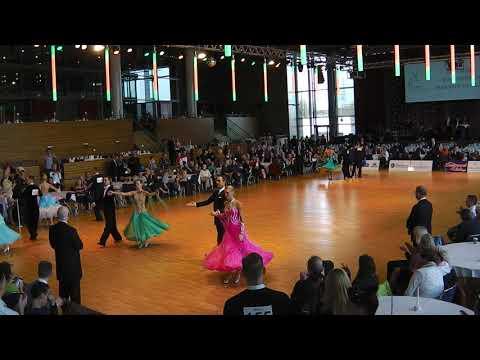 Saxonian Dance Classics 2017, Dresden, WDSF Sen 1, Standard, 1\2Final, SW