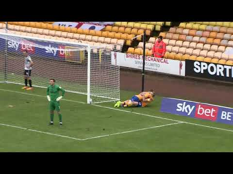 Port Vale Mansfield Goals And Highlights