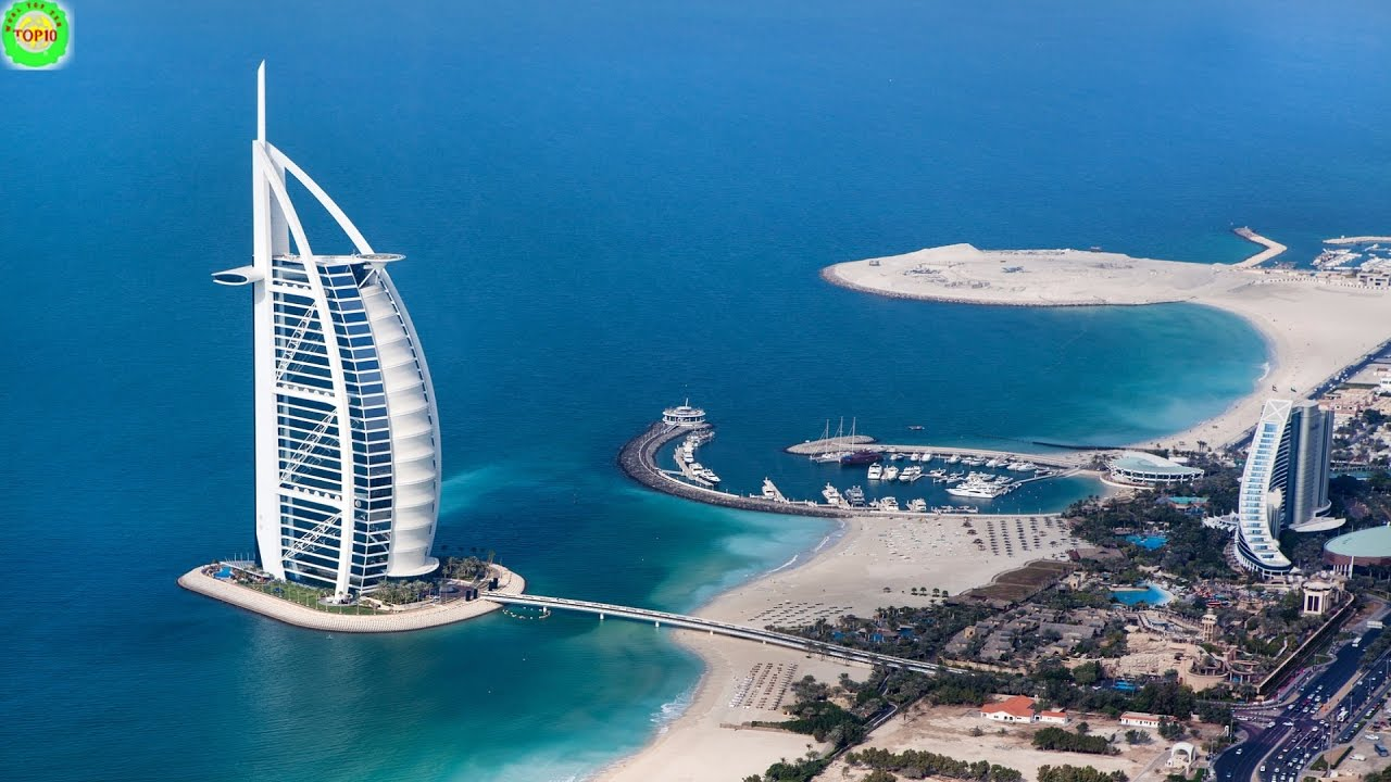 The most incredible 7 star hotels in the world youtube for Dubai top hotels 7 star