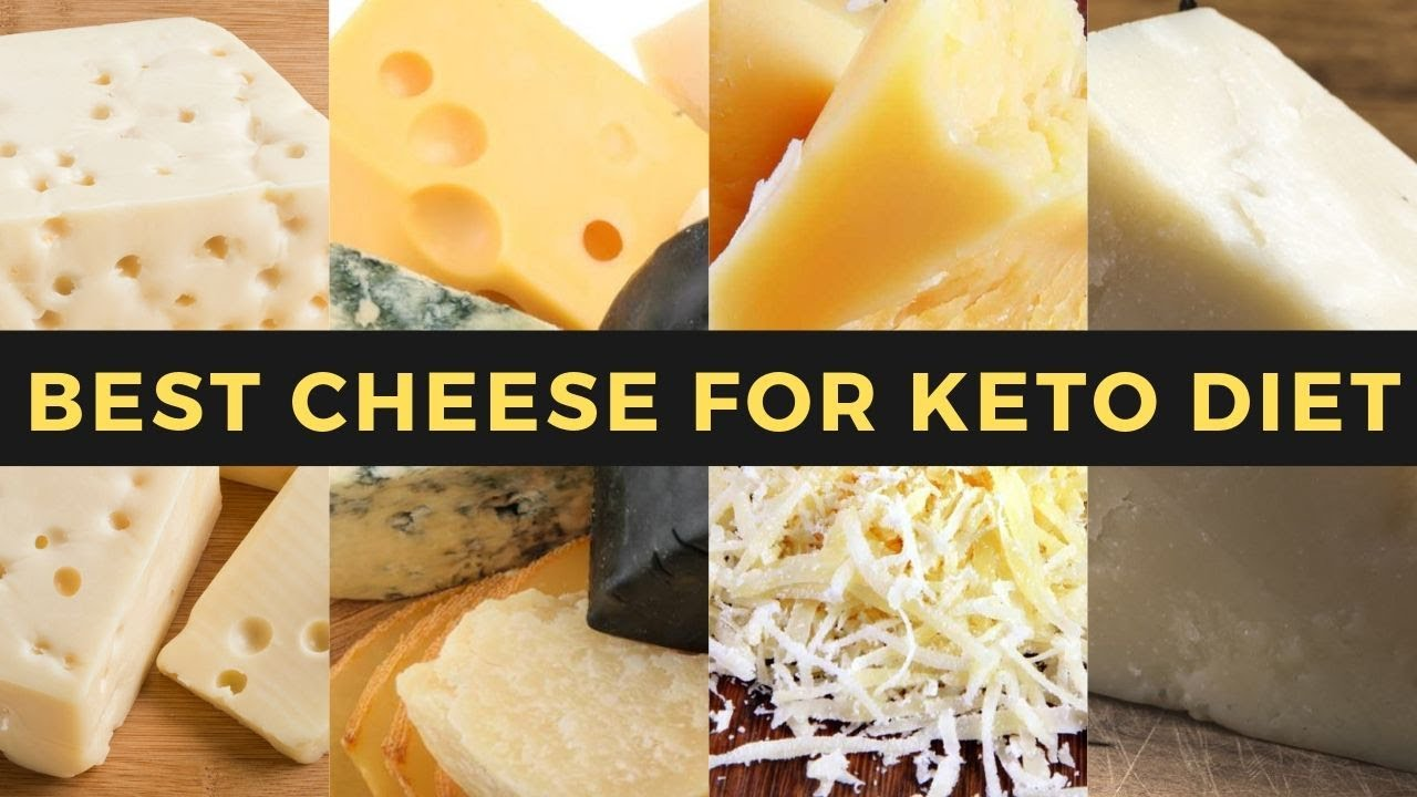 is regular cheese good for a keto diet?