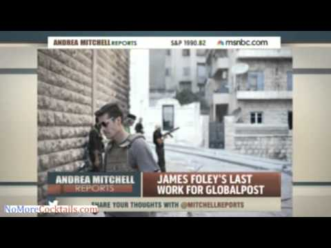 Watch James Foley's last work for The Global Post