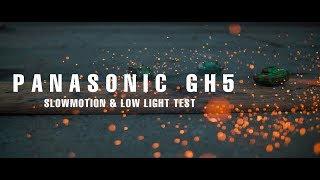 Catching Fire \\ Panasonic GH5 + Metabones + ZHIYUN Crane + Slowmo