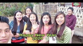 Wishing you a very happy New year 2020 ll FresTalk