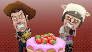 gmod prop hunt funny moments birthday cake distraction