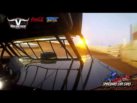 #2B Shane Bullock - Mini Stock - 10-12-19 Volunteer Speedway -In-Car Camera