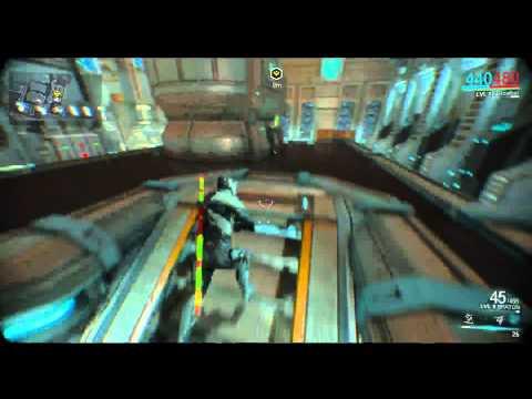 Warframe U15 木星破壞 Amalthea 11-13