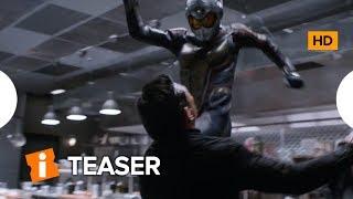 Homem-Formiga e a Vespa | Teaser Trailer Legendado