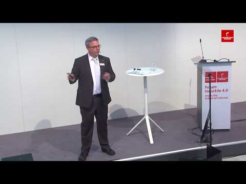 Forum Industrie 4.0 - Dr. Michael Hoffmeister