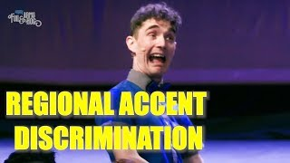 Regional Accent Discrimination - Foil Arms and Hog