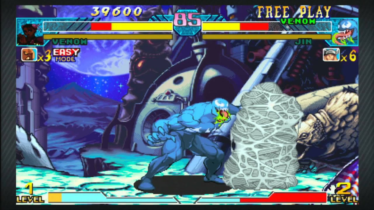 Classic Game Room - MARVEL VS. CAPCOM ORIGINS review - YouTube