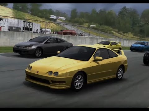 Acura Integra Type R Review - Forza Motorsport 1