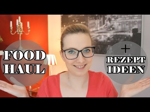 food-haul- -+-rezeptideen- #7- -danilu