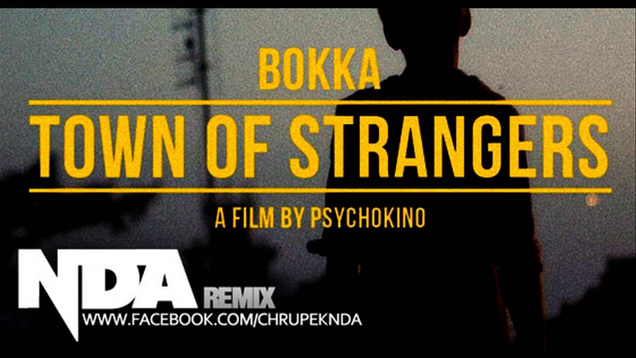 bokka town of strangers album
