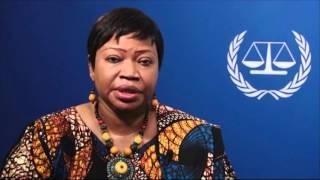 Burundi: Procureur de la CPI, Fatou Bensouda, 25 avril 2016