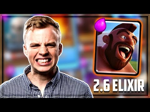 Clash Royale - THE BEST HOG CYCLE DECK!