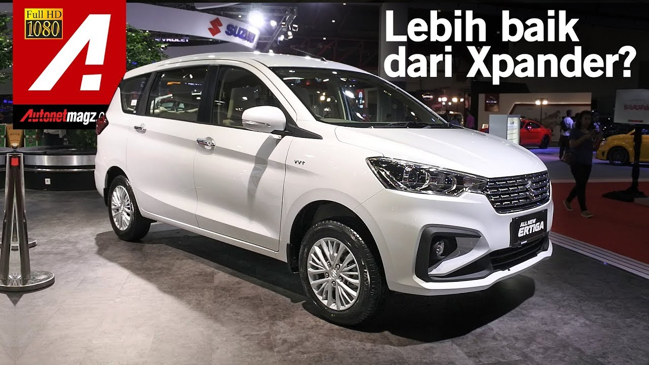 Suzuki Ertiga 2018 Baru First Impression Review by AutonetMagz