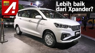 Video Suzuki Ertiga 2018 Baru First Impression Review by AutonetMagz download MP3, 3GP, MP4, WEBM, AVI, FLV April 2018