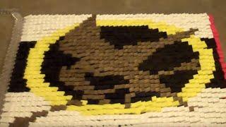 The Hunger Games Domino - Sprice & Tardz13