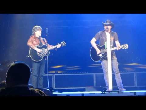 My Home's In Alabama  Jason Aldean & Randy Owens (Alabama) Nashville