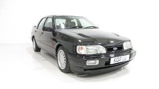 A Stunning Ford Sierra Sapphire RS Cosworth 4X4, Meticulously Maintained. £13,895