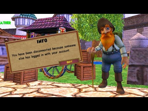 Wizard101: Someone Logged into Your Account? & Zeke Glitch