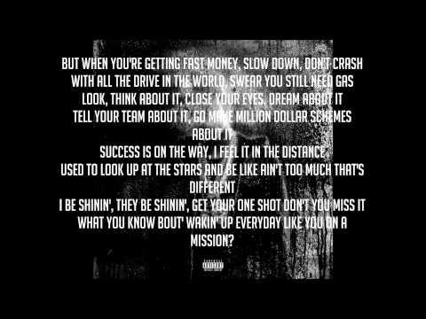 Big Sean - One Man Can Change the World -Lyrics-