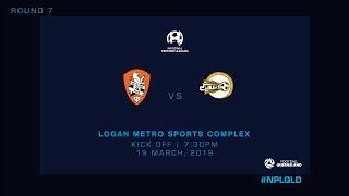 NPL R7 - Brisbane Roar Youth vs Moreton Bay United
